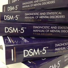 Riflessioni sul DSM-5. Girolamo Lo Verso